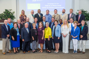 the 2017 pcc foundation board