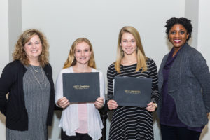 2017 SECU Foundation Scholarship presentation