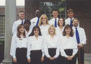 1997 student ambassadors