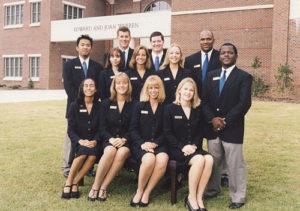 2000 student ambassadors