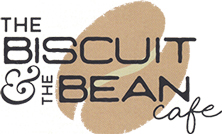 The Biscuit and the Bean Cafe Logo