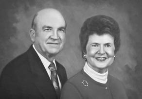 Ed & Joan Warren portrait