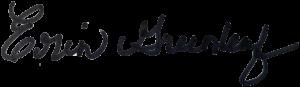 Erin Greenleaf signature