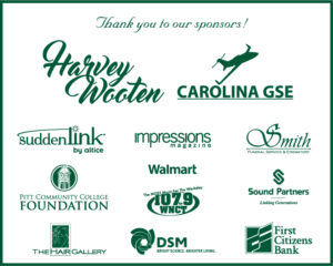 2020 Holiday Show sponsor graphic