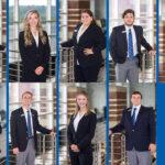Collage of 2020-21 PCC Student Ambassador portraits