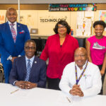 Group photo from PCC-BYAC signing ceremony.